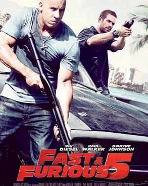 Film Fast & Furious 5 (2011)