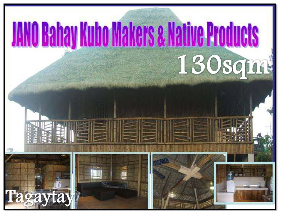 Modern nipa hut house design joy studio design gallery for Nipa hut interior designs