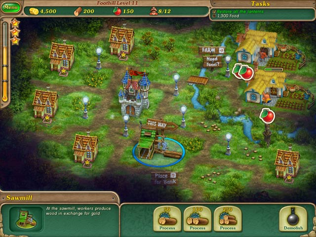 Royal Envoy 2 Collector's Edition screen 4