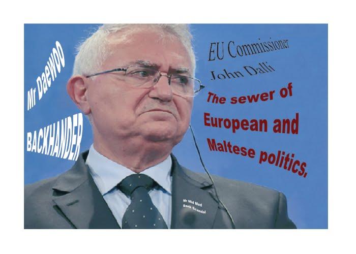 John Dalli EU Commissioner
