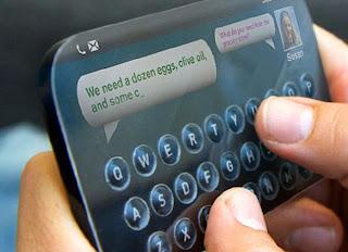 Ponsel Touchscreen