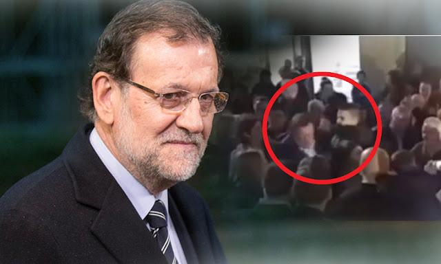 PM Sepanyol lebam ditumbuk