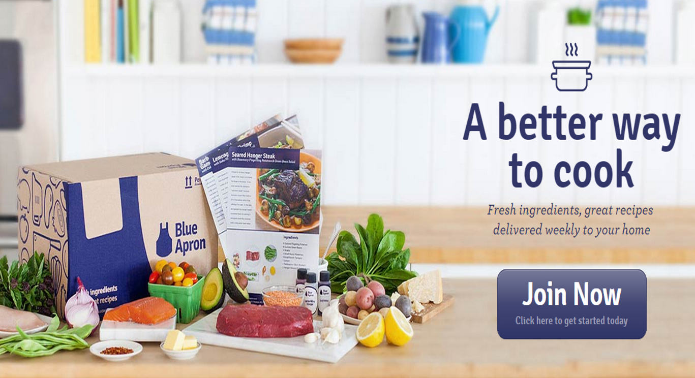 Blue apron diet - My Schedule Is Usually All Over The Place I Can Have Meetings Until 8 00 At Night Or Be Home And Done Working By 5 00 So No Matter What My Schedule Is