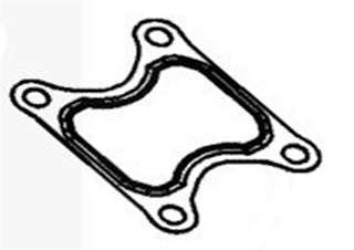 Cummins Engine, Turbocharger gasket, Part No: 4026884, Part No: 3680465