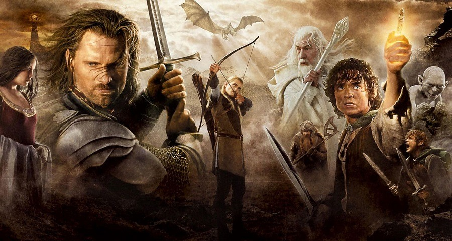 O Senhor dos Anéis - O Retorno do Rei Versão Estendida 2003 Filme 1080p Bluray Full HD completo Torrent