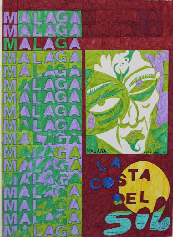 Málaga costa del sol 18-3-91