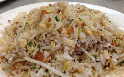 nasi goreng ikan asin paling enak