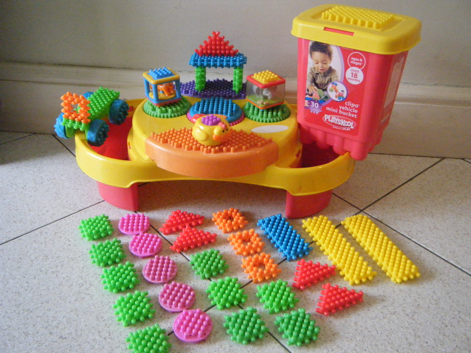 MommysLove4Baby143: Playskool Clipo Creativity Table 999p ...