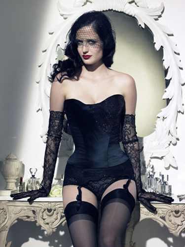 Shadows Of The Night Some Photos Of Eva Green Angelique Ds