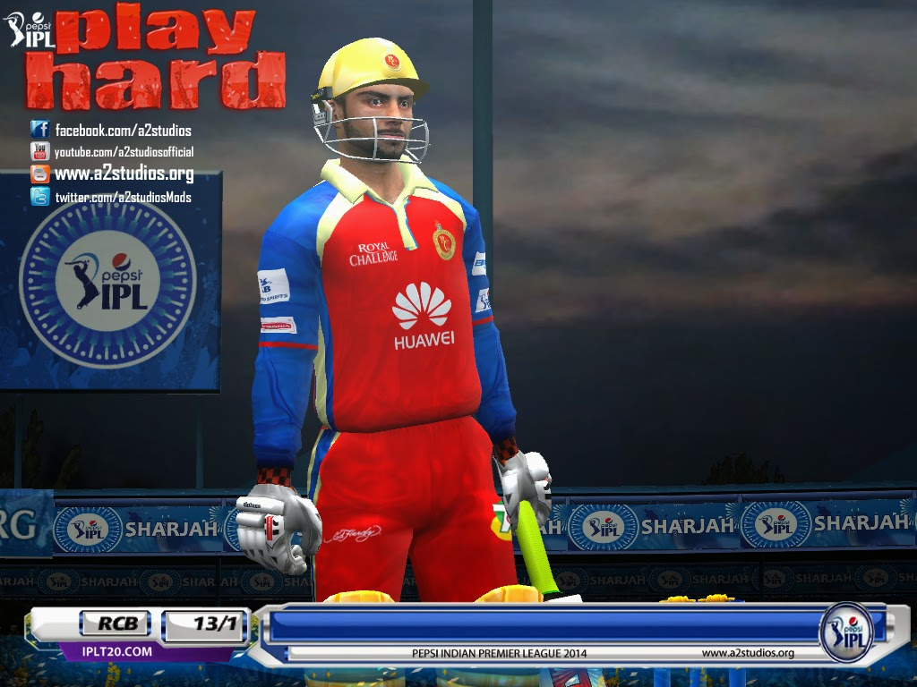 EA Sports Cricket Game For PC Download MSD Cricket 18