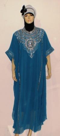 Gamis Pesta Modern Gp040 Grosir Baju Muslim Murah Tanah