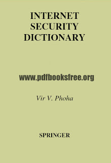Internet Security Dictionary By Vir V Phoha Pdf Free Download