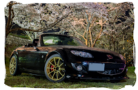 Yutto's Brilliant Black MX-5 Roadster