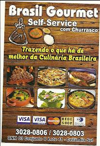 Brasil Gourmet