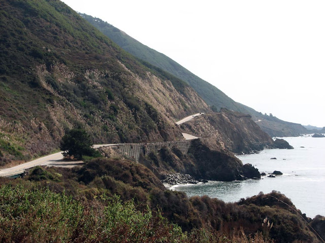pacific highway big sur