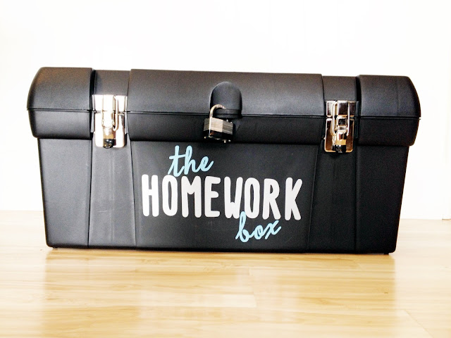 Homework Box - housewivesofriverton.com