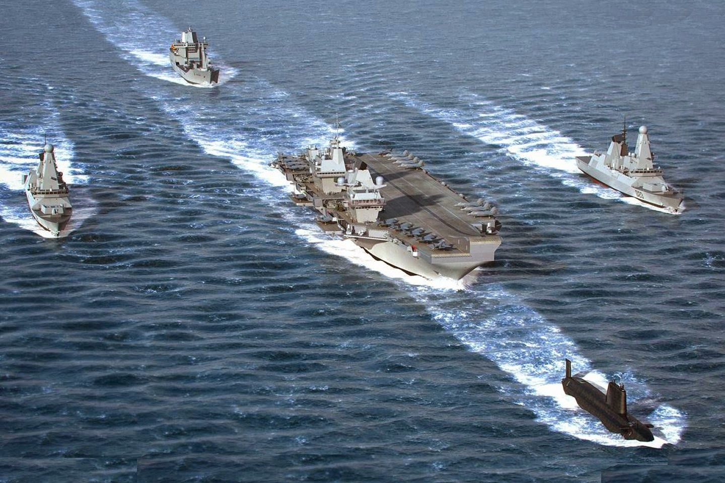 Expensive US Navy warships