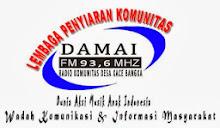 RADIO KOMUNITAS DAMAI FM 93,6 Mhz