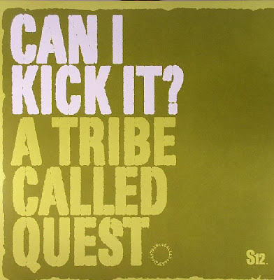 A Tribe Called Quest – Can I Kick It? (VLS) (2005) (320 kbps)
