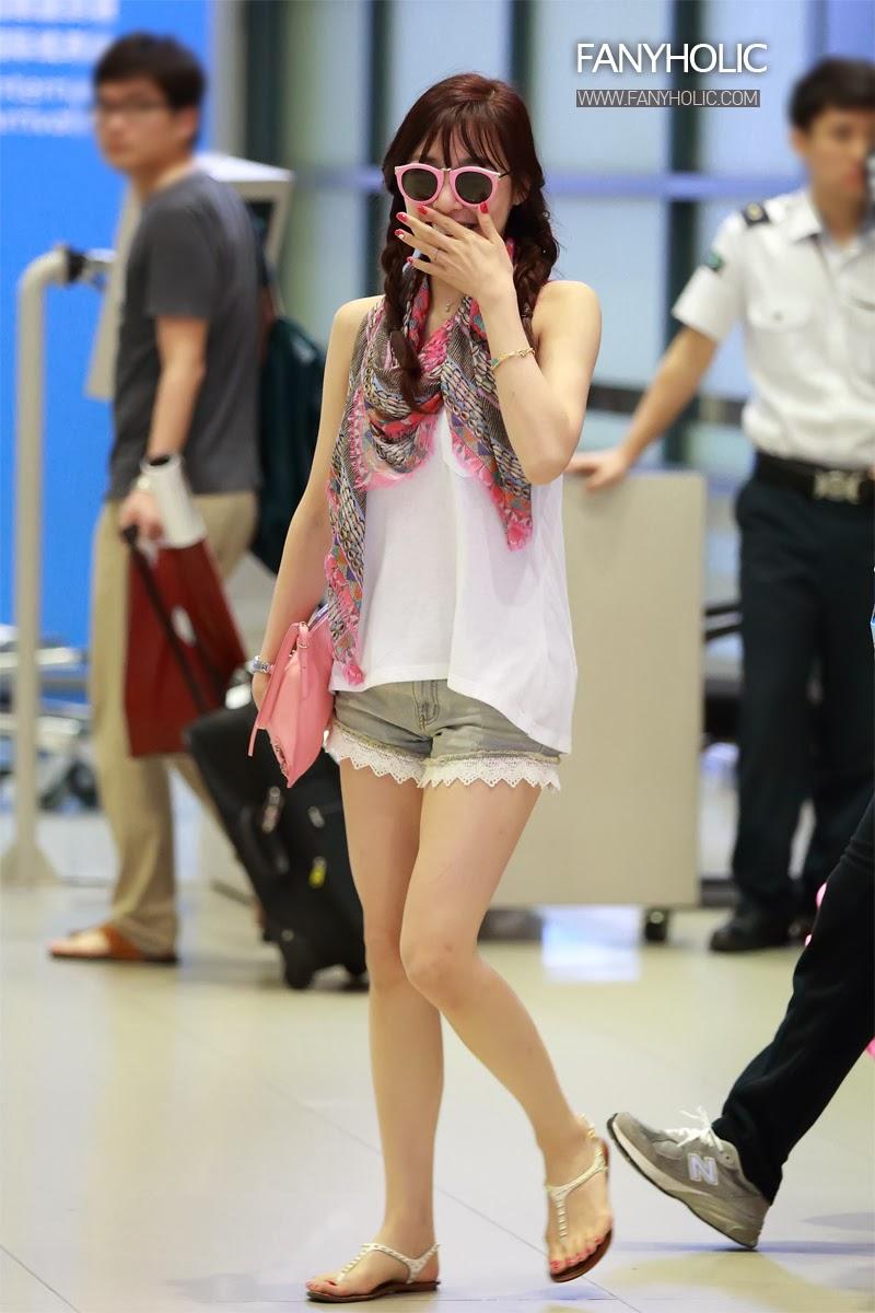 tiffany hwang airport fashion wwwimgkidcom the image