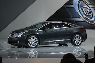 Capital Cadillac: 2014 Cadillac ELR wears a suave suit with Volt