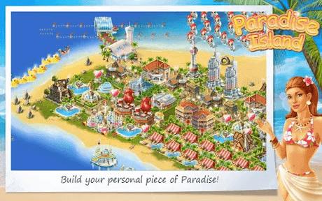 Paradise Island apk data