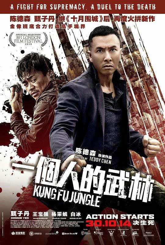 Phim Kế Hoạch Bí Ẩn Bản ... - Kung Fu Jungle(2014)