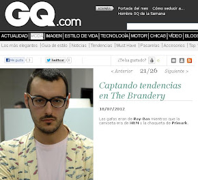 StreetStyle en GQ