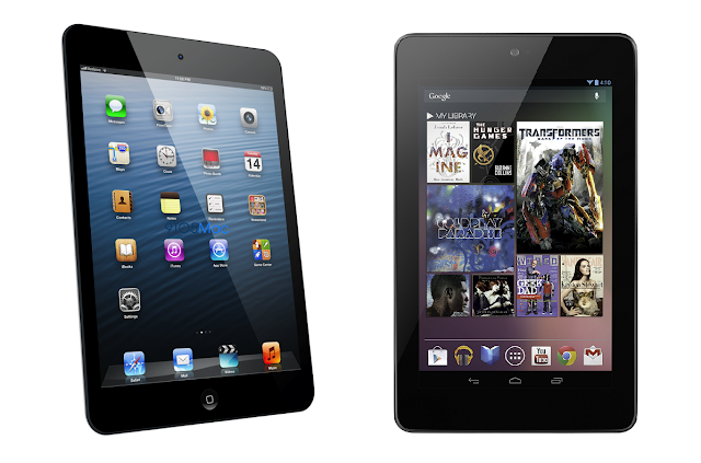 Large-tablet roundup: iPad vs. Nexus 10 vs. Surface