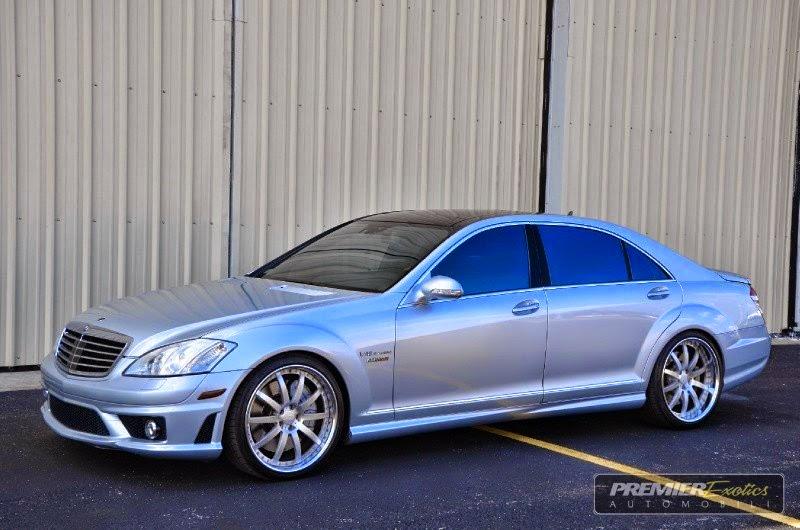 Mercedes s65 v12 biturbo amg renntech w221 benztuning for Mercedes benz amg v12 biturbo