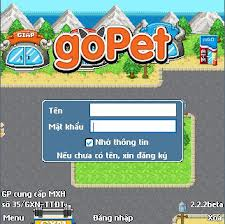 Game goPet 118, goPet 118, game goPet mobile
