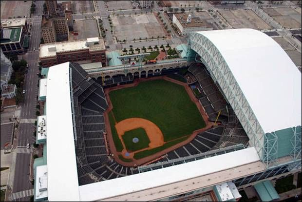Minute Maid Park - Houston, Texas