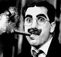 Groucho Marx viviera hoy en día sería un removedor de ideas pero además de alto ingenio intelectual