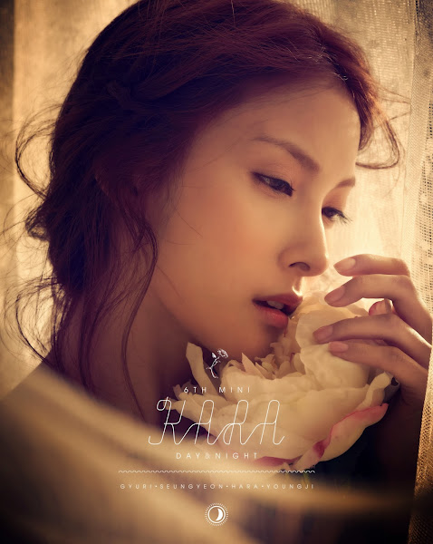 Gyuri KARA Day & Night