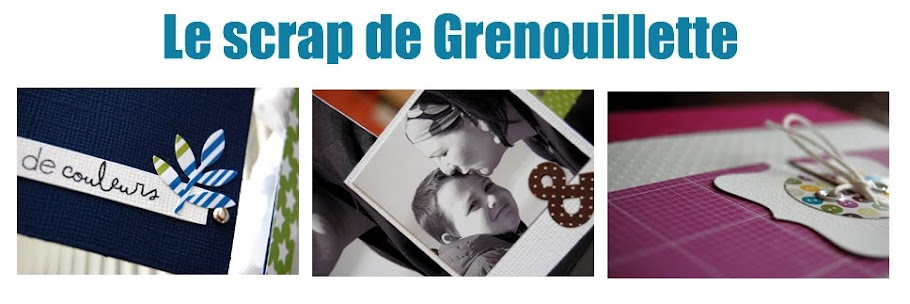 Les farces et scrap de grenouillette