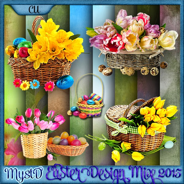 Easter Designer Mix 2015