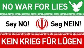 Alle Kriege basieren ausnahmslos auf Lügen!