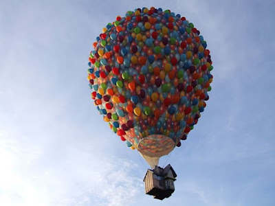 UP Special Shape Balloon