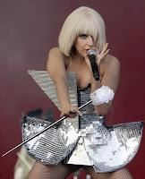 Lady Gaga image from Bobby Owsinski's Music 3.0 blog
