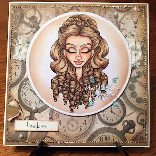 Sassy Studio Designs Cinderella Portrait