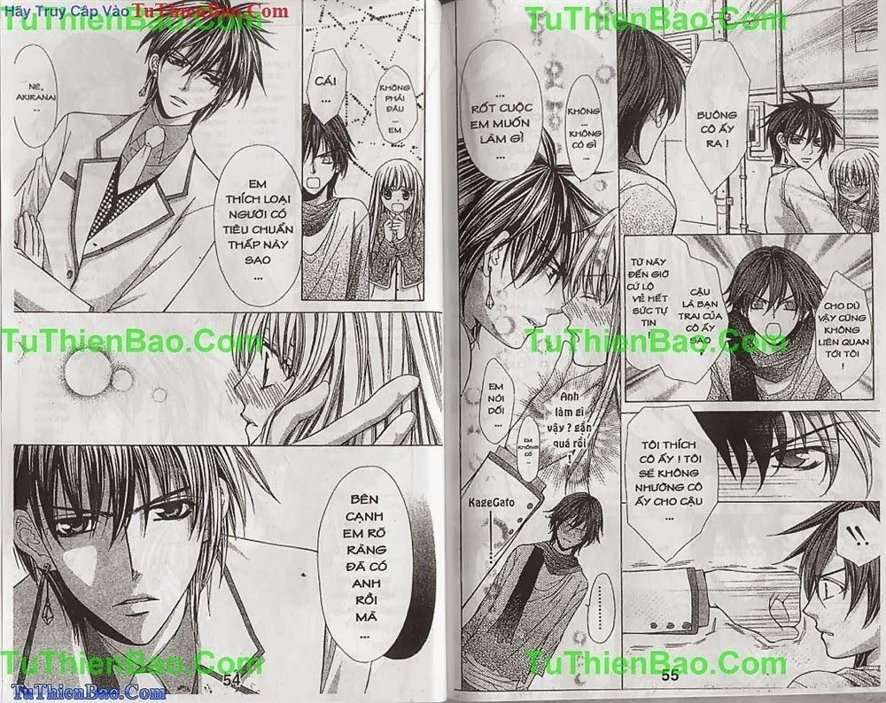Trái tim kim cương Chapter 2 - Trang 28