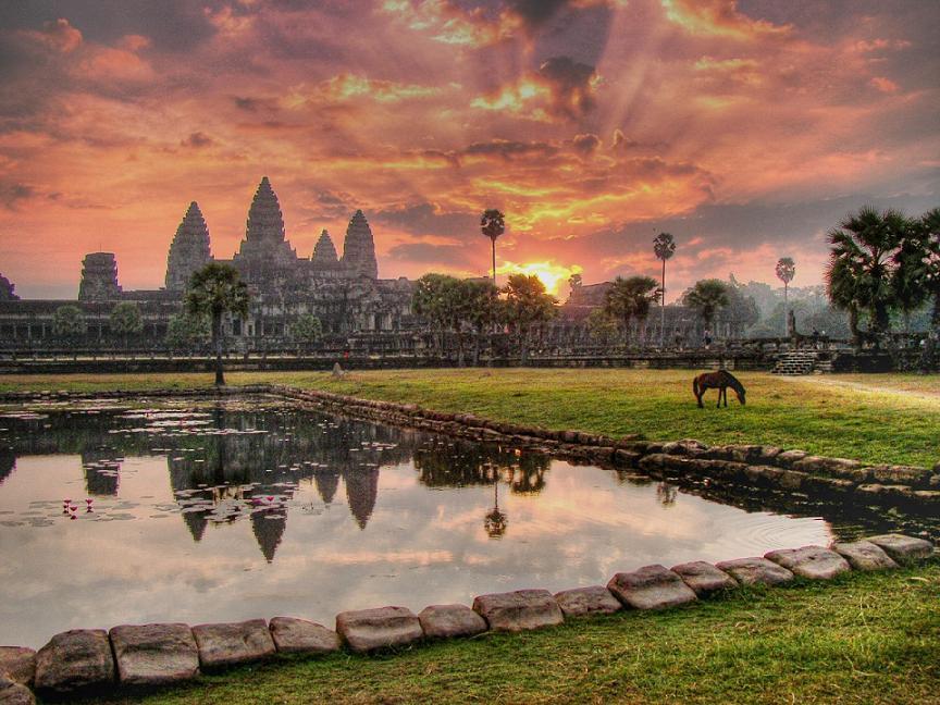 Fourth Eye..: Angkor Wat