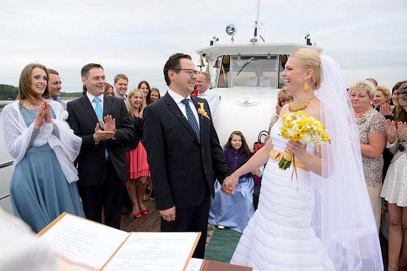 Santuoka laive