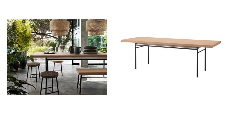 Ikea sinnerlig ruokapöytä