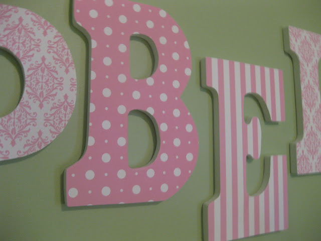 Easy Baby Name Wall Art