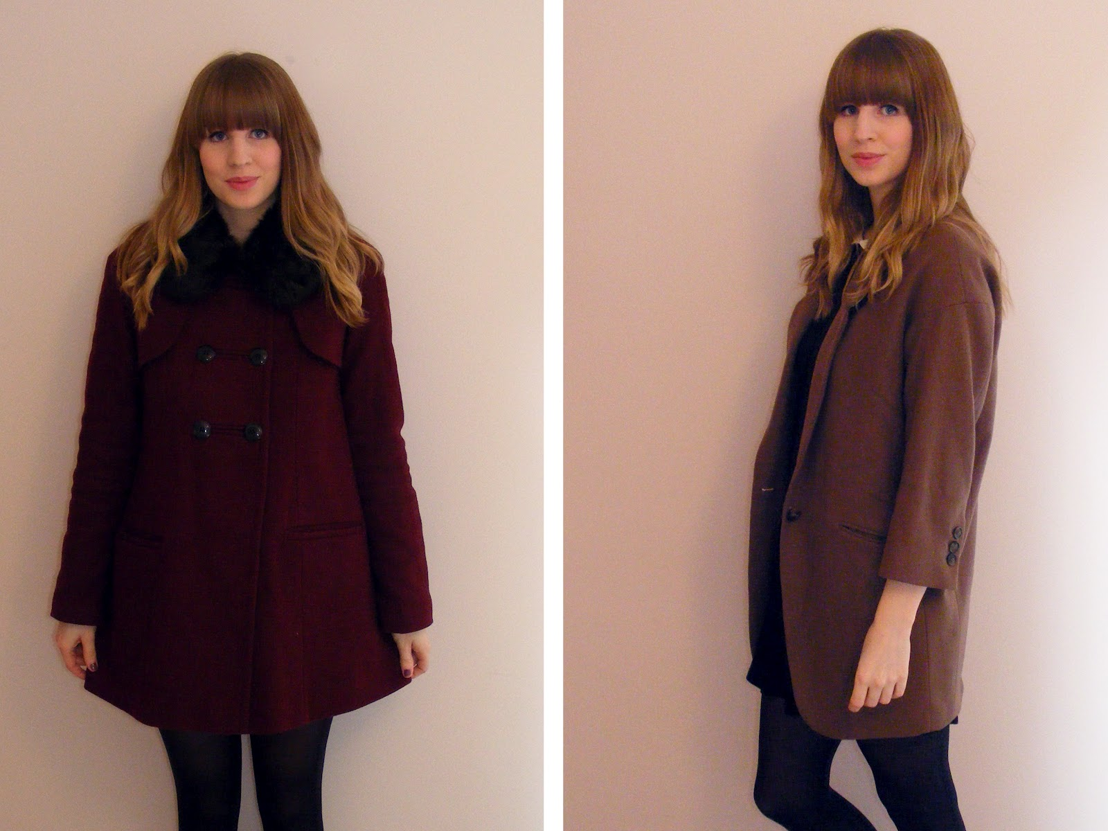quite quaint topshop coat