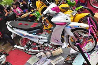 Modifikasi Motor Vega ZR - Gambar Modif Yamaha Vega ZR
