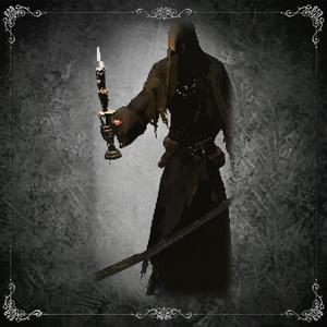 Shadow of Yharnam (Sword & Candle)