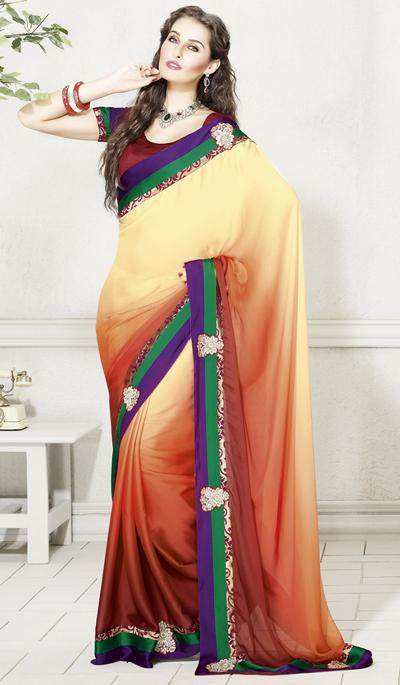 Sarees Collection 2012-13 For Ladies