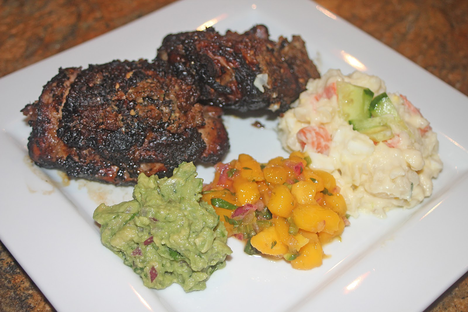 The Grub Files: Cooking with Camissonia: Grilled Jerk ...